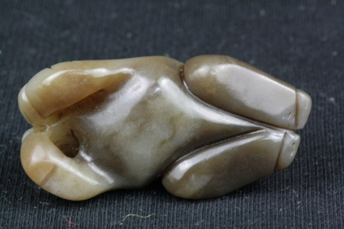 Chinese ancient Jade Figure - 3