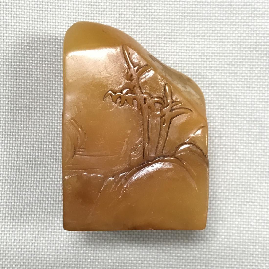 Chinese Tian Huang Stone Seal - 2