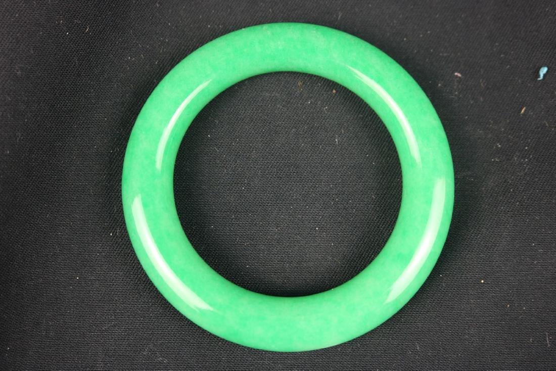 Chinese Jade Bangle