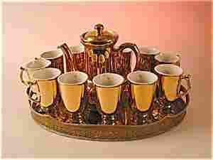 363610: Hall Irish Coffee Set