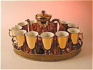 363610: Hall Irish Coffee Set