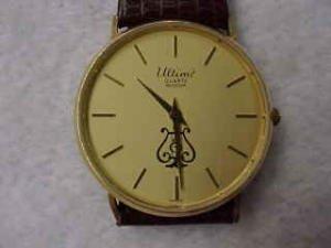 368601: Gentleman's Bulova Ultime Watch