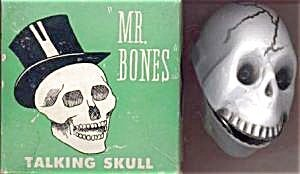 373409: Mr. Bones Wind-up Halloween Toy