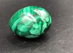 Malachite Rock Crystal Natural Decor Collectible