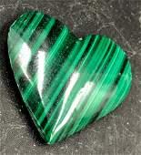 Malachite, Rock, Crystal, Natural, Collectible,