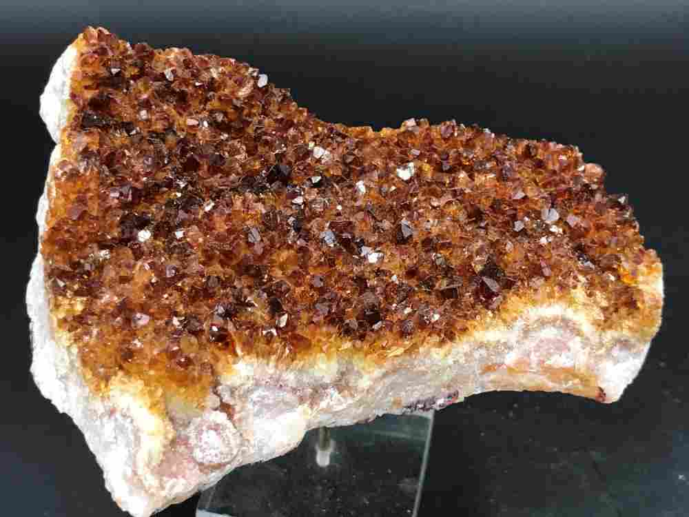 Citrine, Rock, Crystal, Natural, Collectible, Mineral,