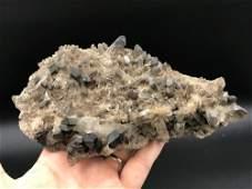 Quartz Rock Crystal Natural Collectible Mineral