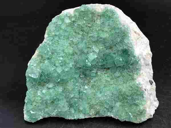 Fluorite, Rock, Crystal, Natural, Collectible, Mineral,