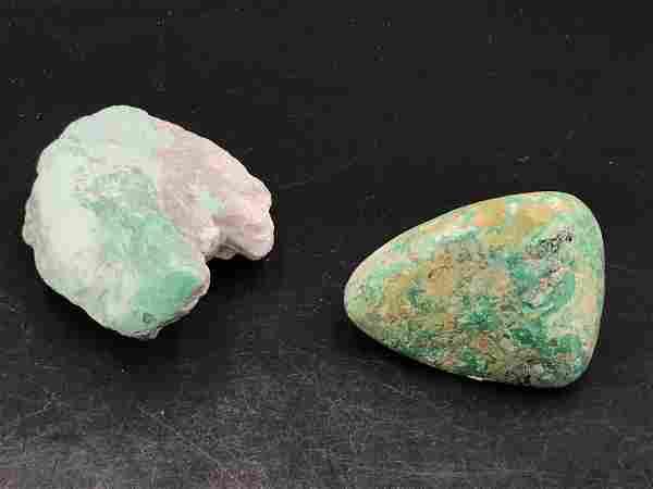Varisite, Rock, Natural, Collectible, Lapidary, Rough,