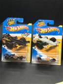 Set of two 42 is 2011 Indy oval course race car