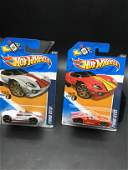 Set of two 98 is 2012 Hot Wheels Ford GTX1