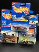 Set of 5 Hot Wheels An Eclectic Set of Funny