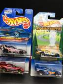 Set of 4 Hot Wheels Firebird Funny Cars
