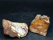 Jasper Rock Crystal Natural Collectible Lapidary