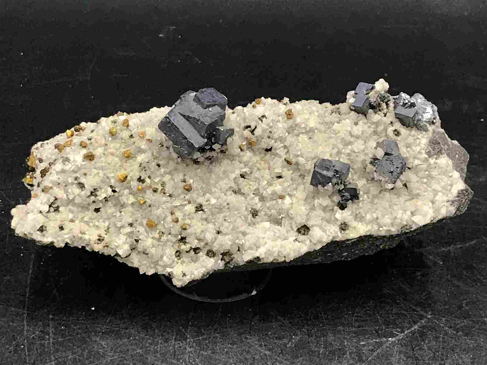 Chalcopyrite, Rock, Crystal, Natural, Decor,