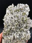 Rock Crystal Natural Collectible Mineral Specimen