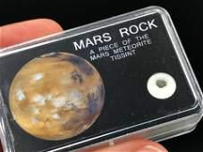Meteorite Rock Crystal Natural Collectible