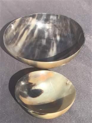 Horn, Natural, Decor, Collectible, Bowl