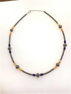 A: Multi Color Necklace