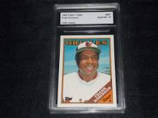 1988 Topps Frank Robinson GEM MINT 10