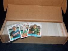 1988 Fleer Baseball Set