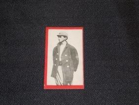 1909 T210 OLD JUDGE MILL JOE JACKSON