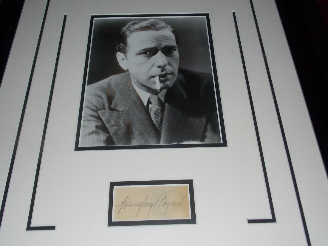 Autographed Photo
