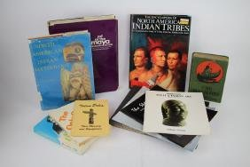 LOT OF NATIVE AND INUIT BOOKS