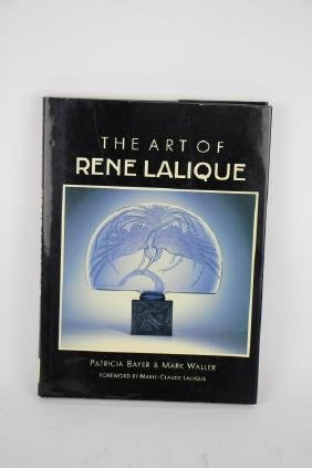 THE ART OF RENE LALIQUE REFERENCE BOOK