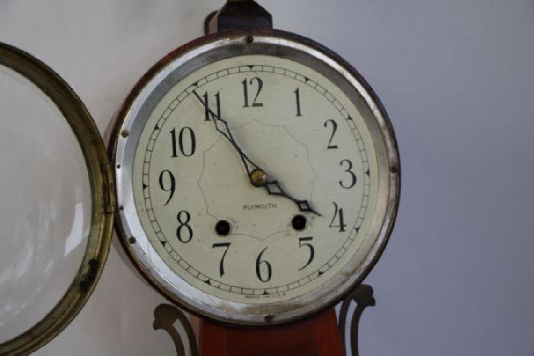 BANJO WALL CLOCK - 6