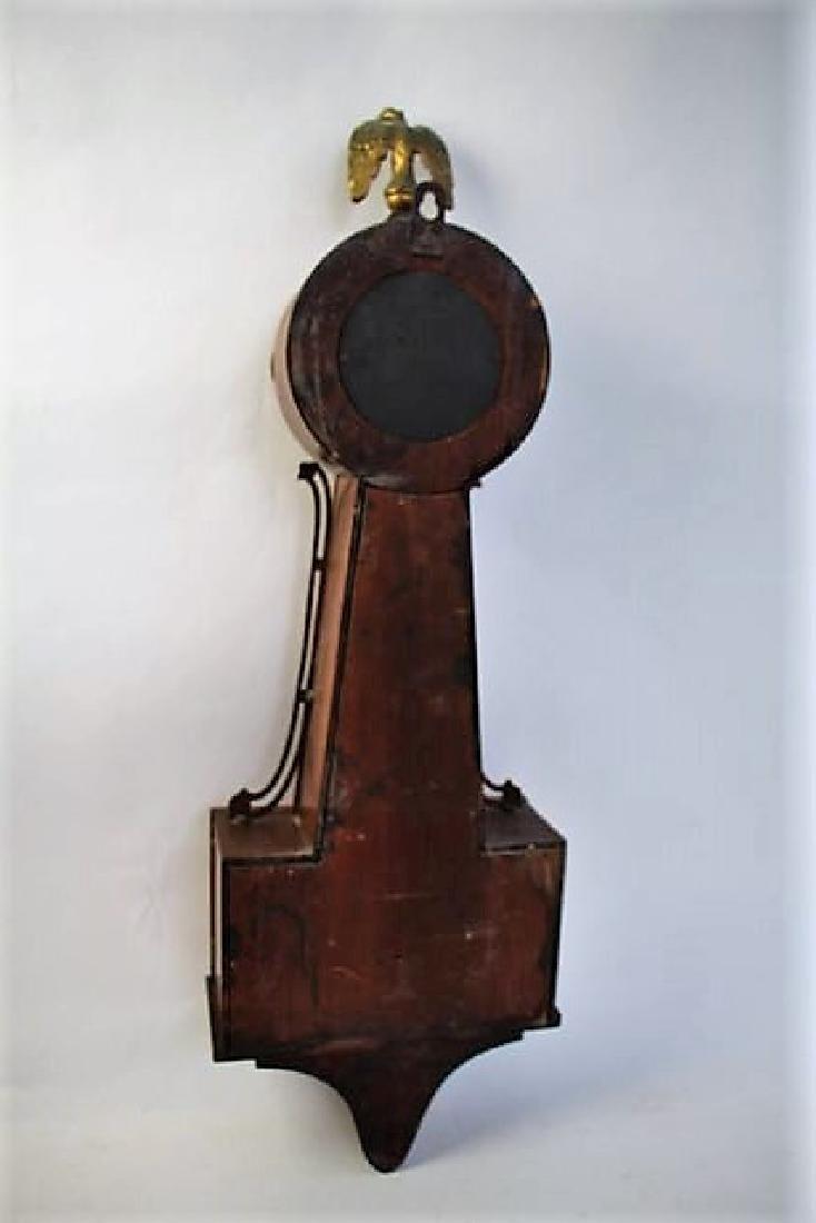 BANJO WALL CLOCK - 8