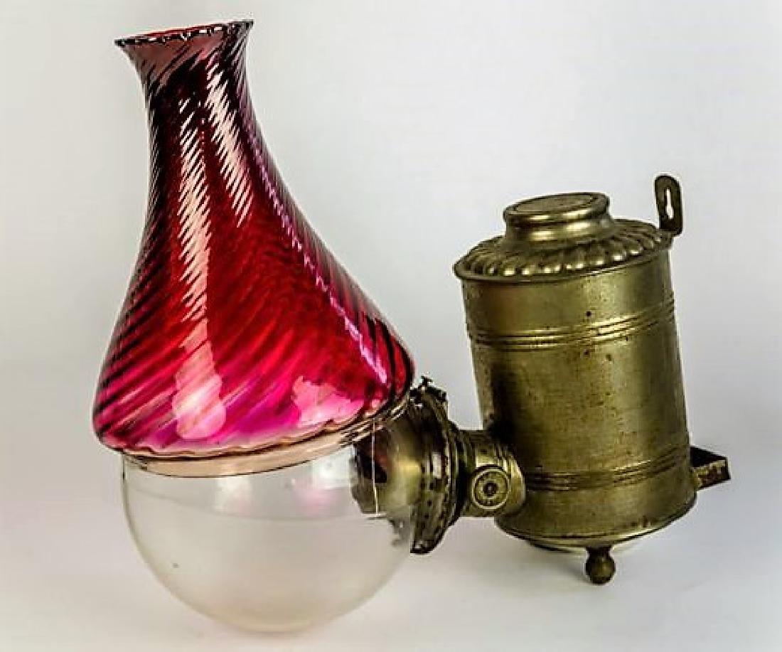 WALL BRACKET ANGLE LAMP