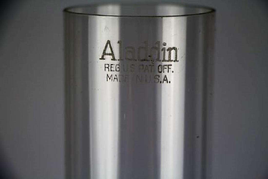"""ALADDIN """"SIMPLICITY"""" OIL LAMP - 4"""