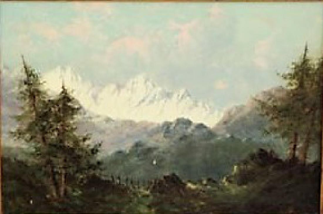 BARNES Samuel John (British. 1847 - 1901) - 2