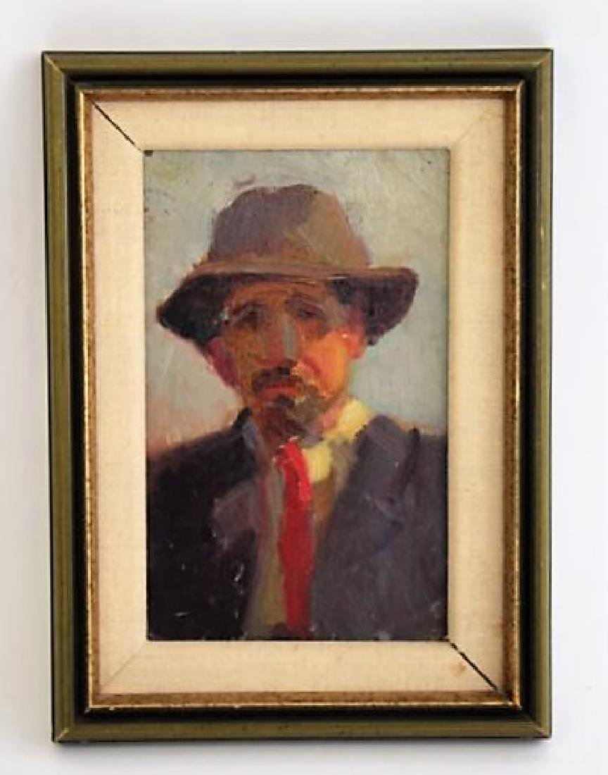 ATTRIBUTED TO MURPHY Rowley (Can. 1891 - 1975)