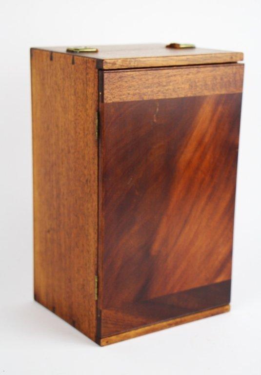 ANTIQUE LAST RITES BOX - 5