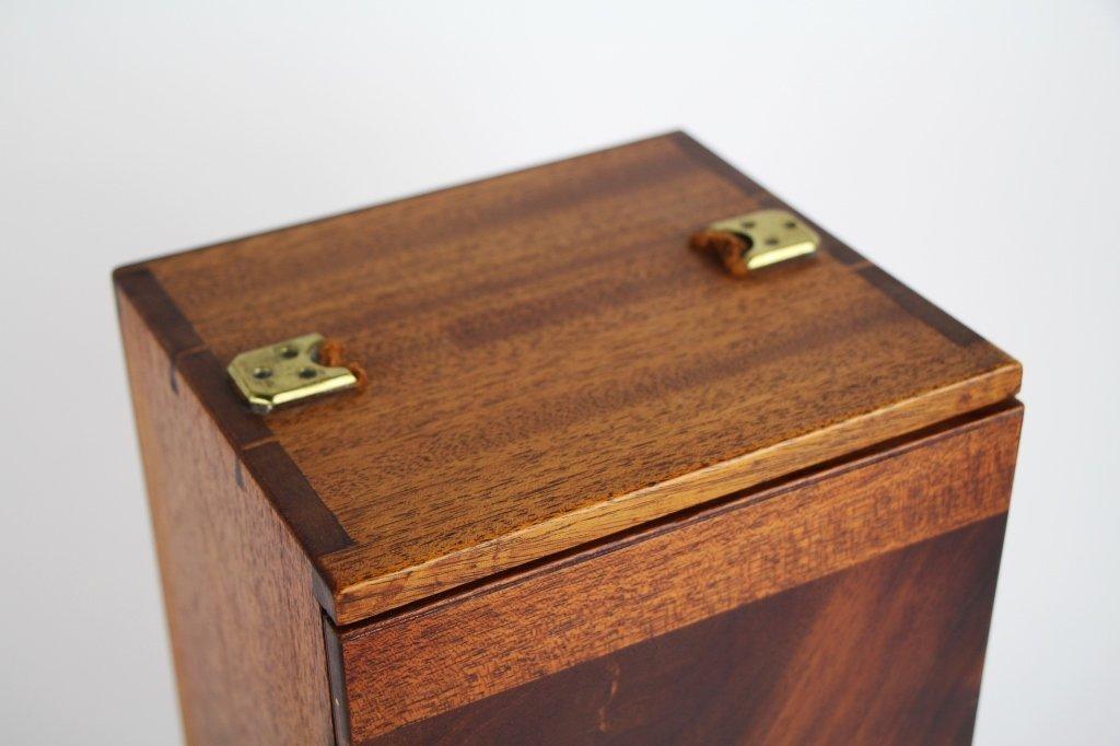 ANTIQUE LAST RITES BOX - 6