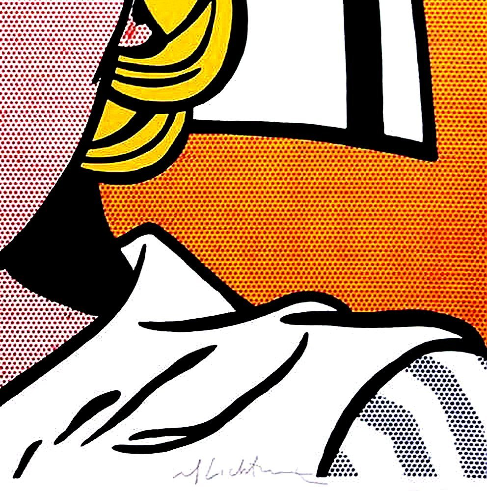 ROY LICHTENSTEIN - Nurse - 3