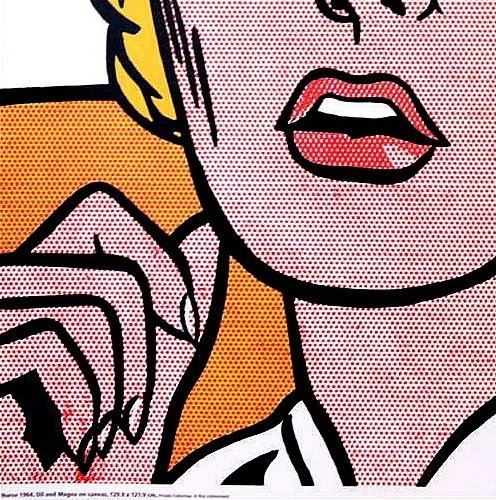 ROY LICHTENSTEIN - Nurse - 4
