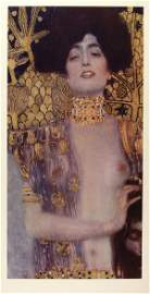 168: Gustav Klimt [after], Judith I [From: Das Werk Von
