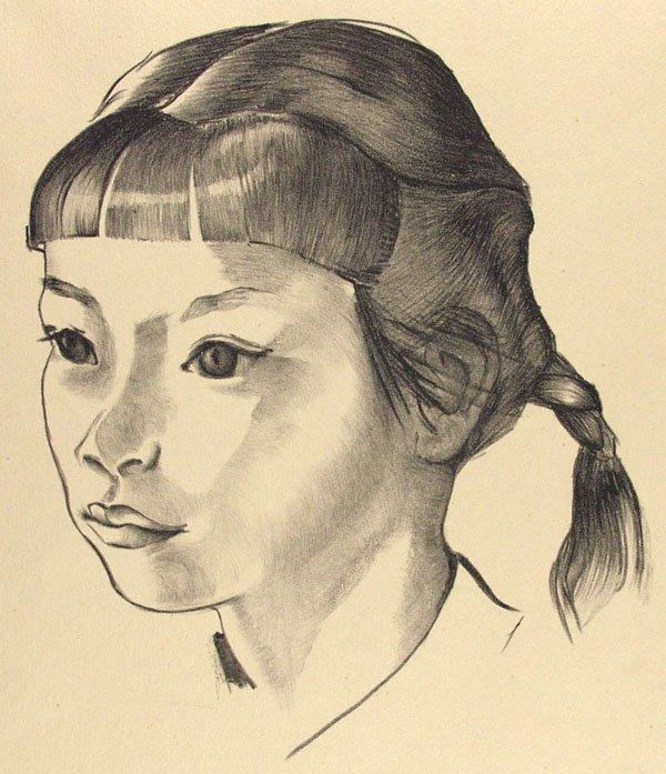 305: MINA PULSIFER (American) Lithographs [4]