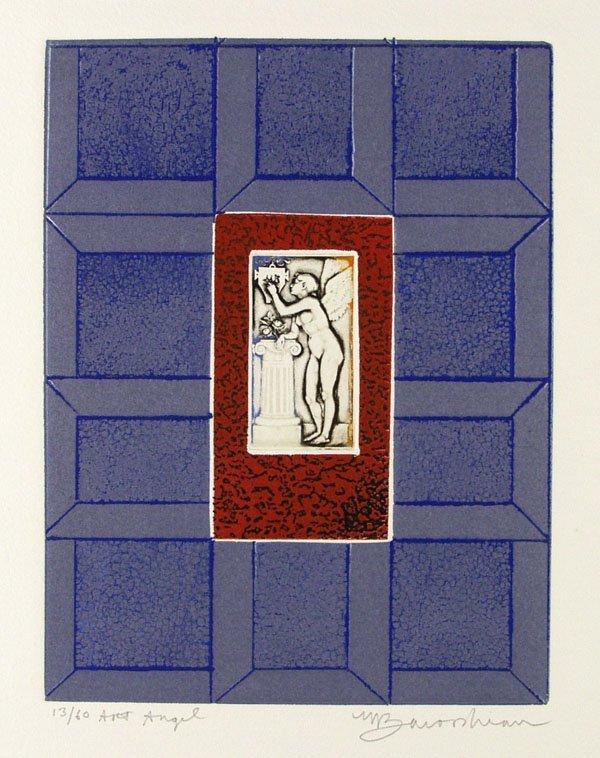 15: MARTIN BAROOSHIAN (American) Group of 5 prints