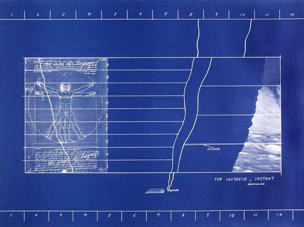 1021: SHUSAKU ARAKAWA (American) Offset lithograph