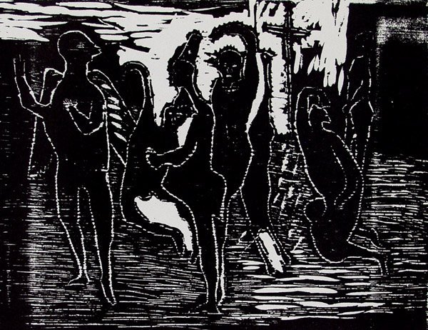 23: AFRICAN AMERICAN PRINTMAKERS [MCCULLOUGH & MCNEIL - 2