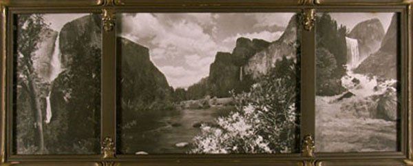 1674: PILLSBURY'S PICTURES, INC (American) Vintage gela
