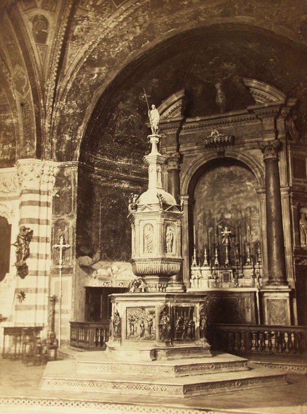 1028: ITALIAN PHOTOGRAPHERS, 19TH CENTURY