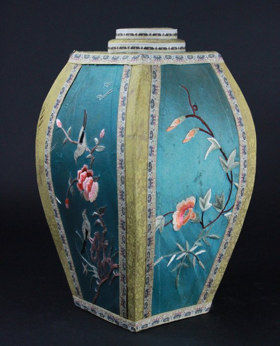 Chinese Tea Caddy - 4