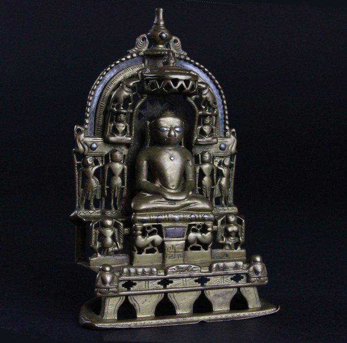 Pair Of Bronze Buddha - 3