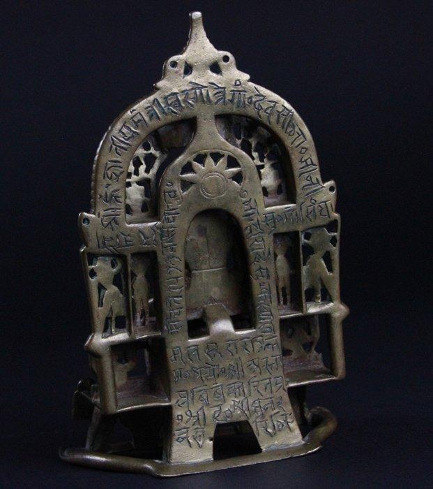 Pair Of Bronze Buddha - 4