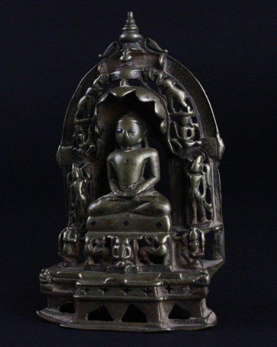 Pair Of Bronze Buddha - 5
